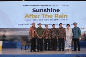 Mandiri Investasi Market Outlook 2019 : Sunshine After The Rain