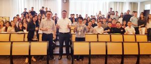 Tingkatkan Pemahaman Pasar Modal, Mandiri Investasi Berikan Edukasi di Universitas Prasetiya Mulya