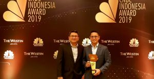 Mandiri Investasi Awarded as The Best Asset Management by CNBC Indonesia