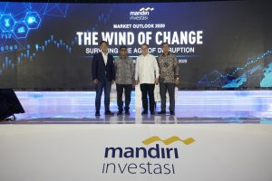 Mandiri Investasi targeting IDR66 Trillion for Total Assets Under Management in 2020