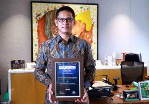 Mandiri Investa Equity ASEAN 5 Plus Raih Penghargaan Reksa Dana Saham Terbaik pada acara Best Mutual Fund Awards