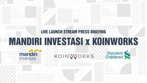 KoinWorks dan Mandiri Investasi Jalin Kerja Sama Otomatisasi Reksa Dana bagi Pendana
