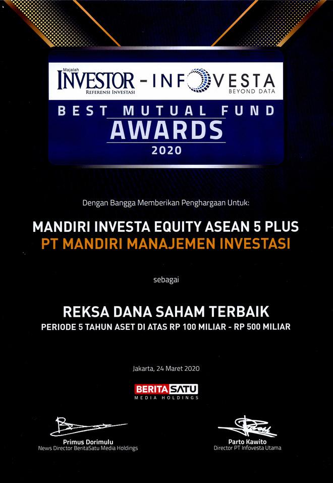 About Us Mandiri Investasi